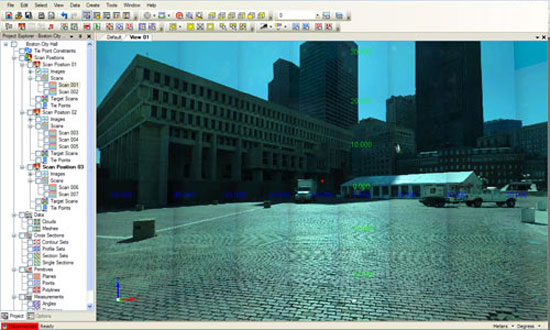 Topcon introduces cloud based ScanMaster v3.0 compatible with BIM