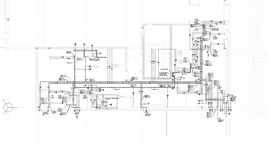 Home For Mechanical, Electrical and Plumbing Drafting