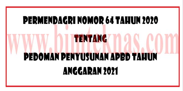 Bimtek Pedoman Penyusunan APBD TA 2021