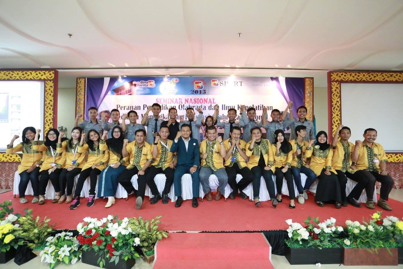 Seminar Nasional Pendidikan Olahraga 2015