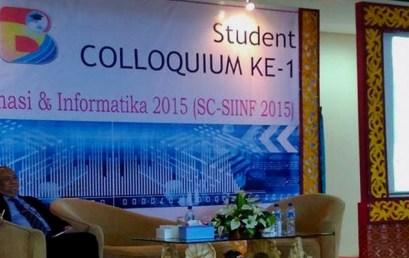 Pendaftaran Colloquium Fakultas Ilmu Komputer