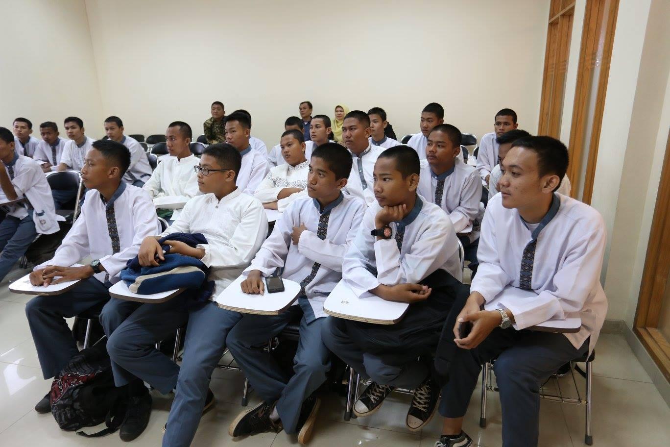 Open House SMK Negeri 2 Palembang