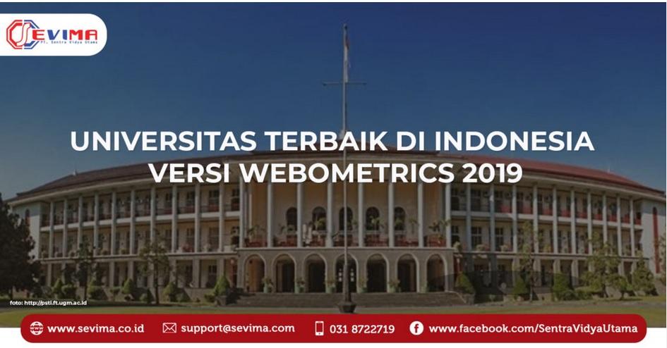 Universitas Bina Darma Peringkat 100 Universitas Terbaik dari 22 Ribu Perguruan Tinggi se-Indonesia