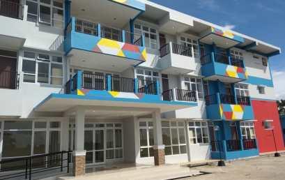 Asrama Mahasiswa Universitas Bina Darma
