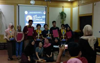 Universitas Bina Darma Meraih 3 Prestasi di 10th Idea Debate 2019