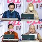 Yudisium Online Fakultas Teknik Universitas Bina Darma berlangsung secara Hikmat