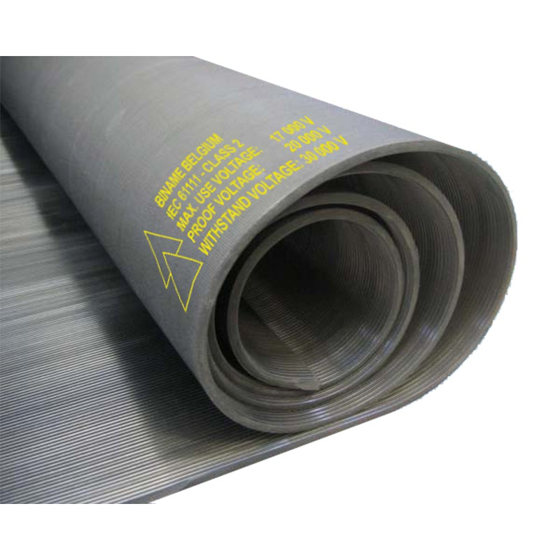 tapis isolant classe 2 pour tension