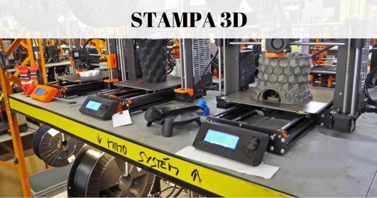 binarioprint stampa 3D