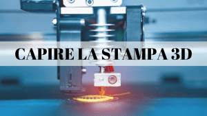 stampatore 3D