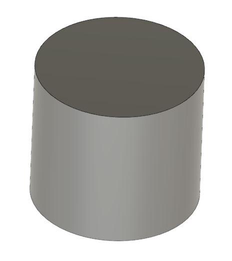 estrusione cilindro