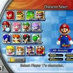 Mario   Sonic 07