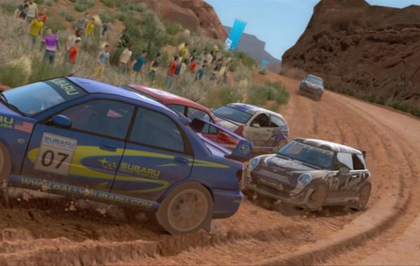 SEGA Rally Xbox 360 1