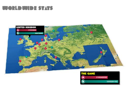 Worldwide Stats