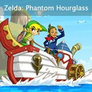 Legend of Zelda : Phantom Hourglass