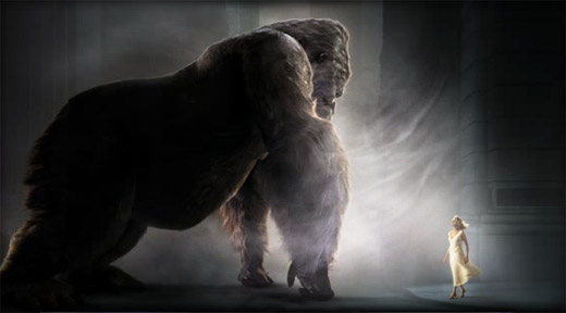 Image of Kong with Anne