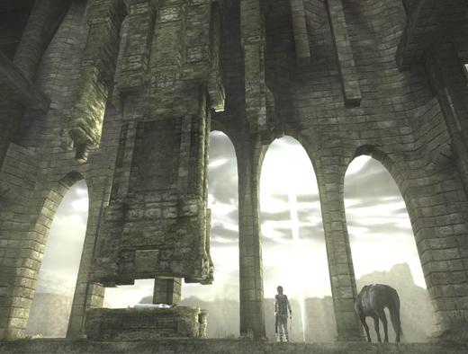 Shadow Of The Colossus - endorfina para todo lado!