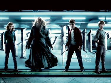 Harry Potter and the Half Blood Prince. Our Heroes Prepare