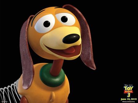 Toy Story 3 Slinky Dog