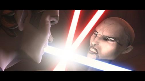Obi-Wan Kenobi, Asajj Ventress