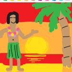 Draw Something - Hawaii