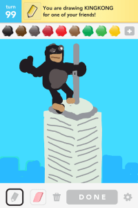 Draw Something - KingKong
