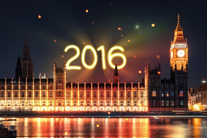 2016 – a Year Reviewed