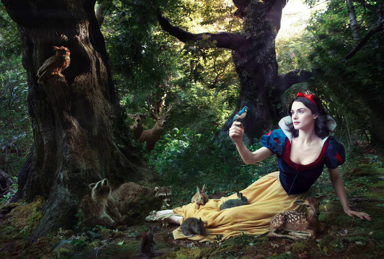 Snow White - Rachel Weisz