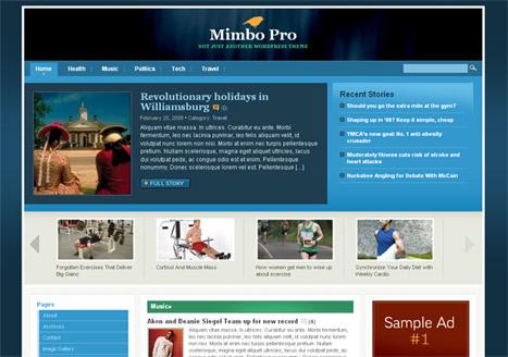 Mimbo Pro screenshot