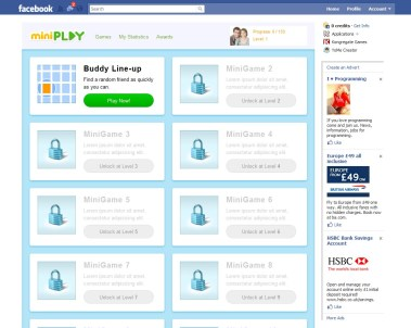 Version 2 of our application - Mini Play