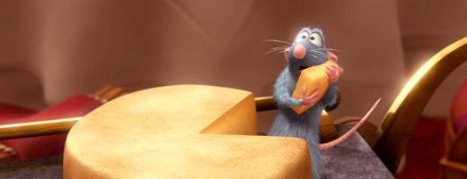 Ratatouille - Rémy