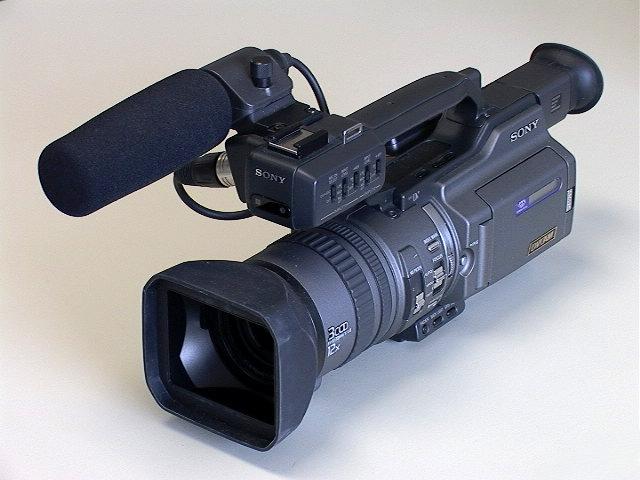 Camera Screencast