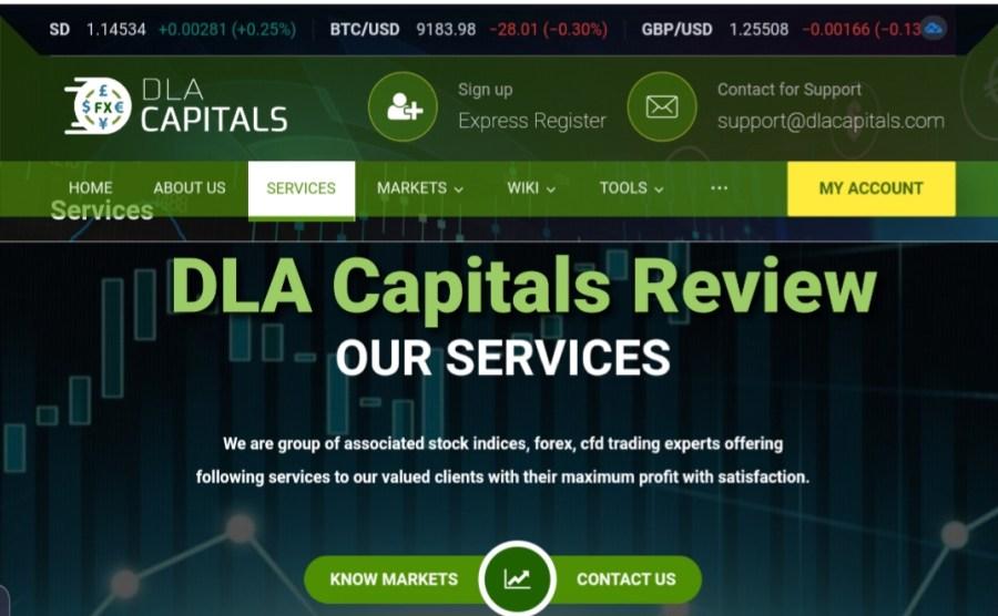 Dla capitals review