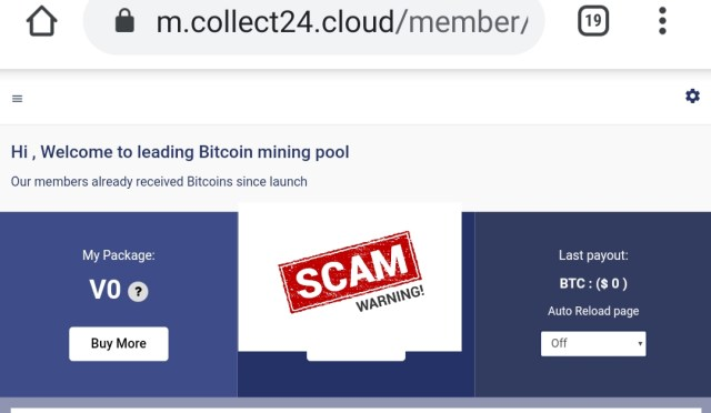 Collect24 scam