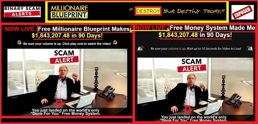 Millionaire blueprint is a dangerous scam legit review exposes millionaires blueprint scam malvernweather Choice Image