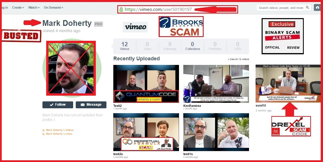 Brooks blueprint legit review filthy scam exposed by experts brooks blueprint scam malvernweather Gallery