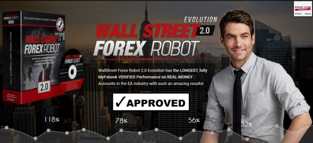 Wall street forex