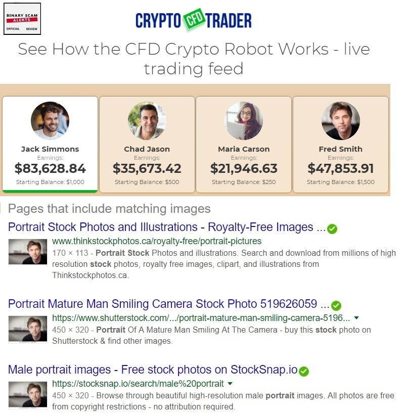 crypto cfd trader apžvalga)
