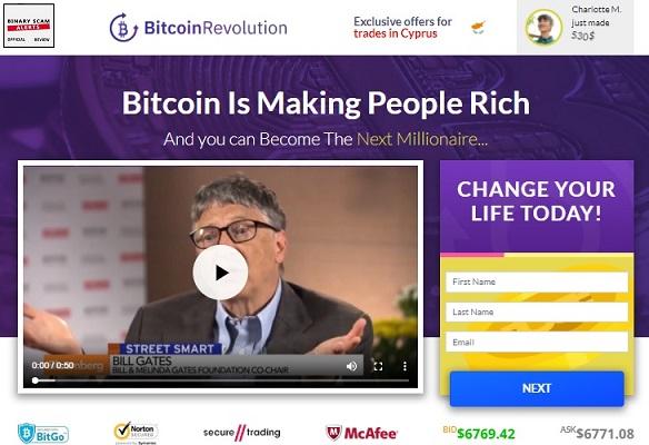bitcoin revolution itrader best uk brokeris bitcoin