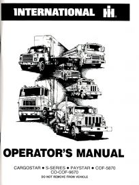 Binder Books: 1978-90 S Series Operation Manuals