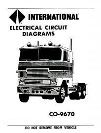 Binder Books: 1989-2000 Circuit Diagrams