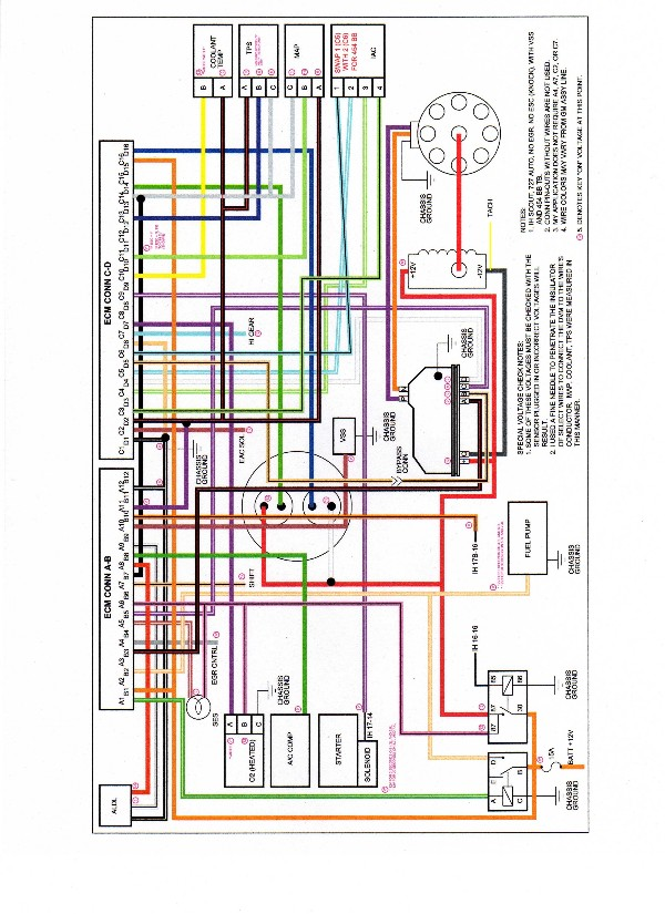mallory unilite wiring diagram human digestive tract 1990 chevy 350 tbi engine | autos post