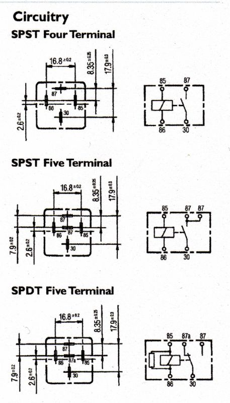 gm relay diagram