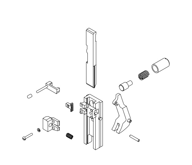 Bindery Parts: INTERLAKE / ISP