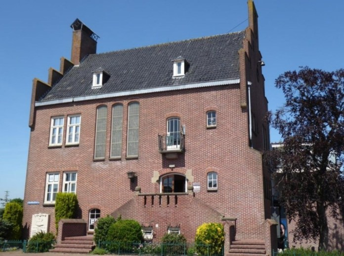 gemeentehuis wervershoof monument