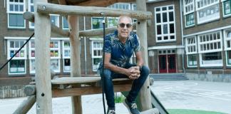 Meester Frans neemt afscheid van bassisschool Werenfridus in Wervershoof