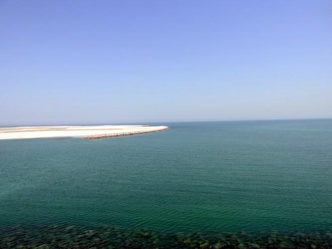 The beautiful islands of AL Marjan