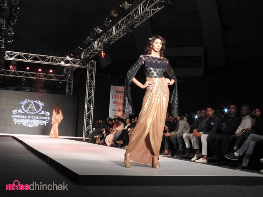 Vintage Look By Ashima S Couture 6