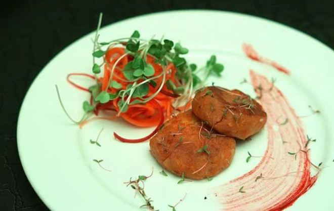Narangi Shami Kebab