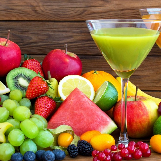High Resolution Juices from Aakash Healthcare