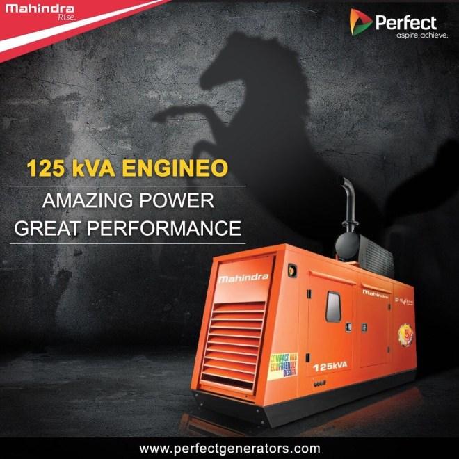 Perfect Generators